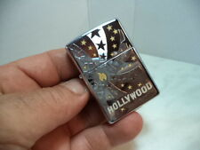 "ZIPPO LIGHTER ""HOLLYWOOD""  NEW NUOVO"