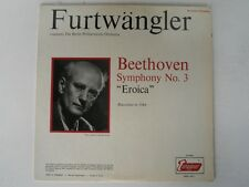 Beethoven 3rd Symph - Furtwangler - Vox TV4343 - LP