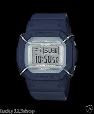 BGD-501UM-2D Blue Baby-G Casio Lady Watches Resin Band Digital Brand-New 200m