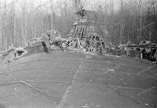 34.Infanteriedivision-Sanitäts Komp.-Wjasma-Smolensk-1941-Wrack-Rote Armee-132