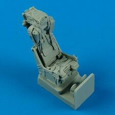 Quickboost F-8 Crusader Ejection seat with safety belts Schleudersitz 1:48 kit