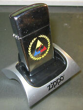 Vintage RARE FT FORT KNOX HOME OF ARMOR ZIPPO Lighter EXCELLENT ARMY