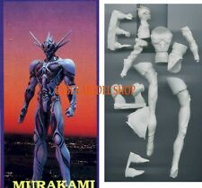 "8""Japanese Hero Guyver MURAKAMI Vinyl Model Kit 1/12"
