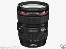 NEW CANON EF24-105mm F4L IS USM (EF 24-105mm F/4L IS USM F4 L) Zoom Lens*Offer
