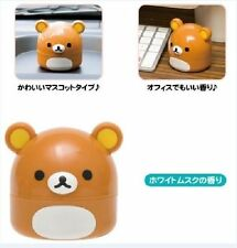 San-X Rilakkuma Car Air Freshener: Brown Color