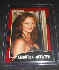 PopCarz Leighton Meester Trading Card (Gossip Girl,Of Mice and Men)