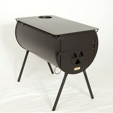 NEW! Scout Cylinder Wood Stove for Wall Tent. Made in the USA!