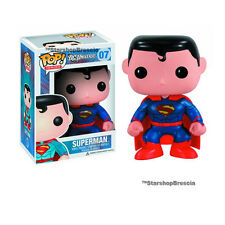 POP! Heroes #07 - Dc Comics - Superman New 52 Ver. Vinyl Figure Funko