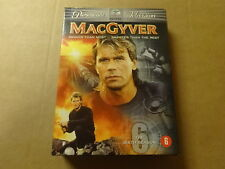6-DISC DVD BOX / MACGYVER: SEASON 6