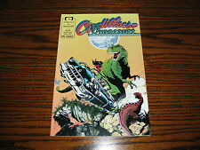 Epic - CADILLACS and DINOSAURS #1 Issue Comic!!  Glossy VF+  1990