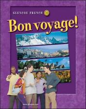 Glencoe French: Bon Voyage!, Level 1B by Glencoe McGraw-Hill Staff (2007,...