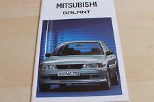 142497) Mitsubishi Galant Prospekt 05/1988