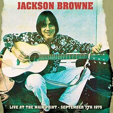 Jackson Browne - Live At The Main Point – September 7th 1975. NEW 3 X CD BOX SET