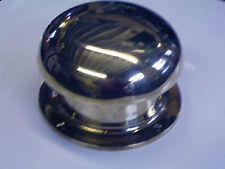 "Cromo seta de ventilación 6"" X 4"" Canal Narrowboat Barco Barcaza Yatch 300309 Ex Display"