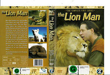 The Lion Man:The Complete First Series-2004/2010-TV Series New Zealand-DVD