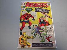 The Avengers #2 Comic Book  1963