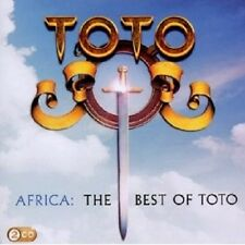 "TOTO ""AFRICA: THE BEST OF TOTO"" 2 CD NEUWARE"