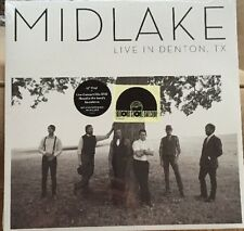 MIDLAKE - LIVE IN DENTON, TX (2015 RSD RECORD STORE DAY LP + DVD) - NEW