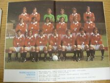 1973/1974 Football League Review: Vol 8 No 05 - Colour Picture - Manchester Unit