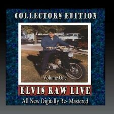 Elvis Raw Live - Volume 1 - Elvis Presley (2016, CD NIEUW)
