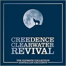 CREEDENCE CLEARWATER REVIVAL ULTIMATE COLLECTION AUSTRALIAN EXCLUSIVE 2 CD NEW