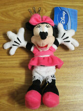 "Minnie Mouse 7"" Keyring Keychain / Full Body"