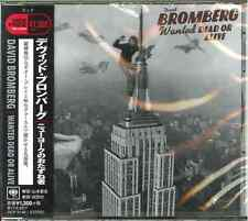 DAVID BROMBERG-WANTED DEAD OR ALIVE-JAPAN CD C41