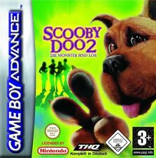 GB Advance Scooby Doo 2: Monsters Unleashed / Die Monster sind los (mit OVP)