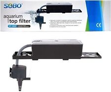 Sobo Aquarium Top Filter WP 2880F - 30 W - F.Max - 1800 L / H - AC - 220 - 240 V