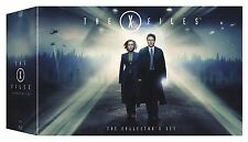 X-FILES SERIES 1-9 SEASONS COMPLETE COLLECTORS BLU RAY BOX SET NEW X FILES