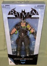 "BANE Batman Arkham Origins Series 1 DC Collectibles 7"" Scale Action Figure (8"")"
