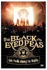 "BLACK EYED PEAS ""LIVE FROM SYDNEY TO VEGAS"" DVD NEU"