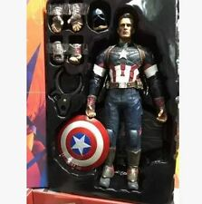 Action Figure Age Of Ultron CAPTAIN AMERICA 1/6 scale doll toys us cap complete