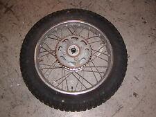 Honda SL 350  Hinterrad  rear wheel