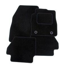 Perfect Fit Black Carpet Car Mats for Honda HR-V (3 door) 99-03 - Thick Heel Pad