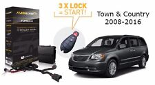 Flashlogic Add-On Remote Start for CHRYSLER TOWN & COUNTRY 2008-2016