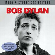 BOB DYLAN - DEBUT ALBUM - MONO & STEREO EDITION (NEW SEALED 2CD)