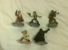 Star Wars Disney 3.0 Figurines x 5