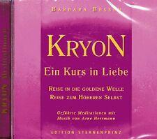 KRYON - Ein Kurs in Liebe - Reise in die Goldene Welle - CD mit Barbara Bessen