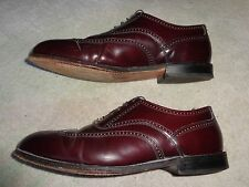 STAFFORD EXECUTIVE BROWN SHOES MEN'S SIZE 11 EEE/E