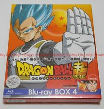 New Dragon Ball Super Blu-ray Box Vol.4 Booklet Japan BIXA-9544 4907953066649