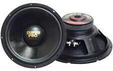 "Pyramid PW1248USX Woofer 12"" 8 Ohm 600 Watts"