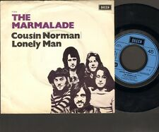 "MARMALADE Cousin Norman SINGLE 7"" Lonely Man DECCA 1971"