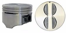1980-1989 Chevy GM Car 305 5.0L OHV V8 - FLAT TOP PISTONS & RINGS