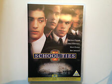 School Ties - Brendan Fraser - Chris O'Donnel - Matt Damon - UK Release - DVD