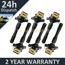 FOR BMW 3 5 7 SERIES X5 Z3 Z8 E36 E38 E39 E46 E49 E53 IGNITION COIL PACK SET 6