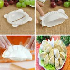 Chinese Dumpling DIY Dough Press Mould Tools Dumplings Jiaozi Maker Device 1Pc