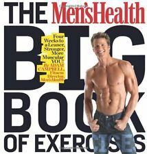 The Men's Health Big Book of Exercises by Adam Campbell (Paperback) BRAND NEW