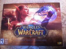 World of Warcraft Your Epic Quest Begins Here Win/Mac/DVD