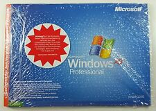 Microsoft Windows XP Professional Pro sp3 CD sb versión completa en alemán
